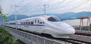 新建合福铁路客运专线