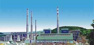浙江台州发电厂